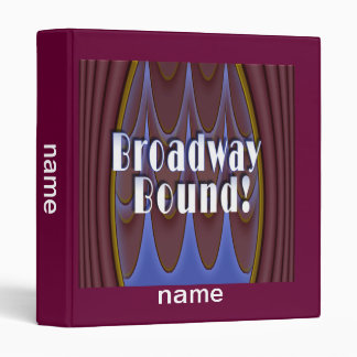 "¡Límite de Broadway! Carpeta 1"""