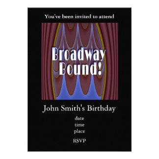¡Límite de Broadway! Anuncios
