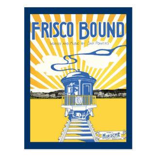 Límite de San Francisco Postal