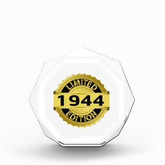 Limited 1944 Edition Acrylic Award