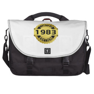 Limited 1983 Edition Bag For Laptop