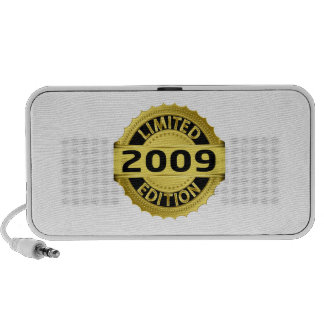 Limited 2009 Edition Mp3 Speakers