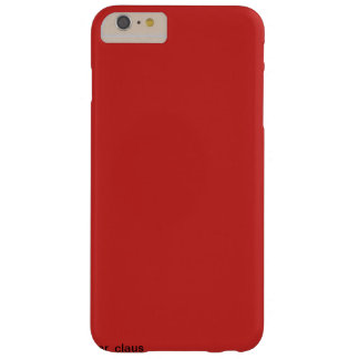 limited barely there iPhone 6 plus case