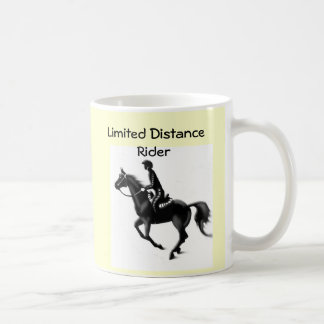 Limited Distance Rider Coffee Mug
