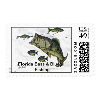 Limited Ed. Original Game Fish Postage Book of 20