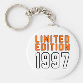 Limited Edition 18 Birthday Designs Keychain