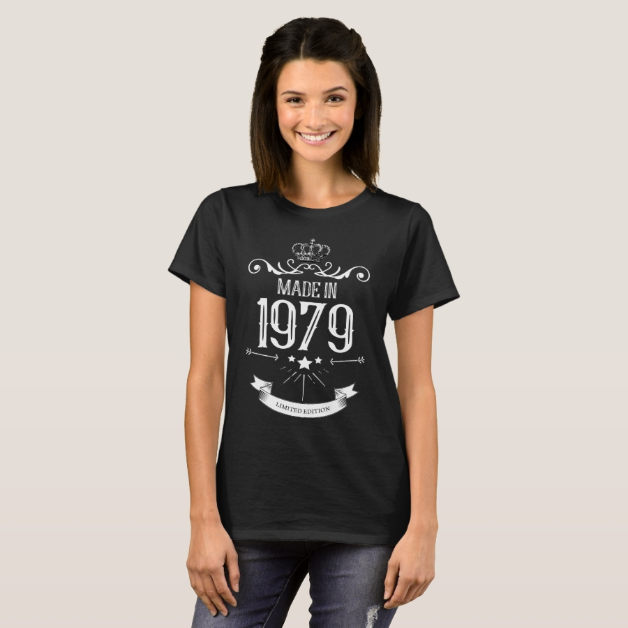 Limited Edition 1979 T-Shirt - Best Selling Long-Sleeve Street Fashion Shirt Designs
