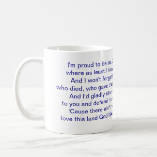 LIMITED EDITION - 4th of July Mug