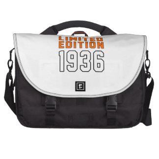 Limited Edition 79 Birthday Designs Laptop Messenger Bag