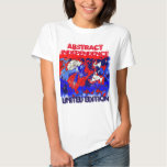Limited Edition Abstract Independence Womens Shirt
