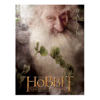 Limited Edition Artwork: Balin Postcard