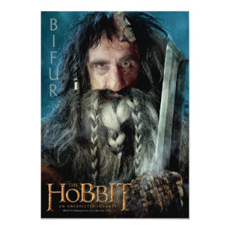 Limited Edition Artwork: Bifur Card