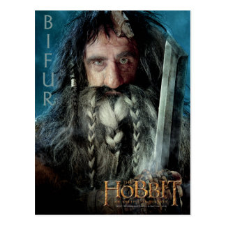 Limited Edition Artwork: Bifur Postcard