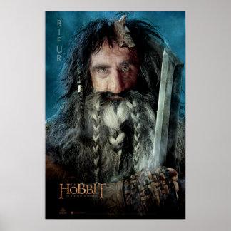 Limited Edition Artwork: Bifur Poster