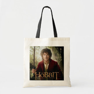 Limited Edition Artwork Bilbo Canvas Bags