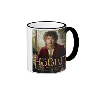Limited Edition Artwork: BILBO BAGGINS™ Ringer Coffee Mug