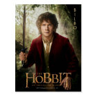Limited Edition Artwork: BILBO BAGGINS™ Postcard