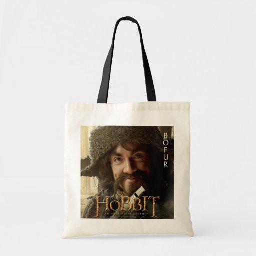 Limited Edition Artwork: Bofur Budget Tote Bag