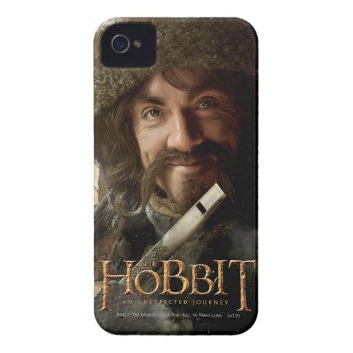 Limited Edition Artwork: Bofur iPhone 4 Case