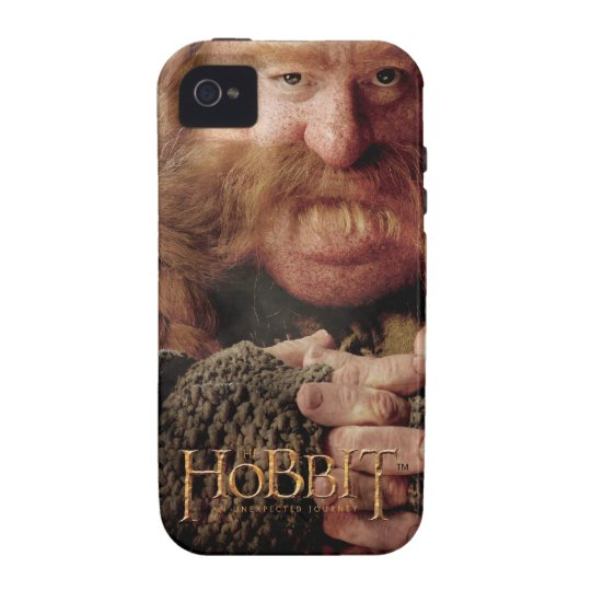 Limited Edition Artwork: Bombur iPhone 4/4S Case