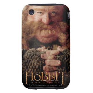 Limited Edition Artwork: Bombur Tough iPhone 3 Case