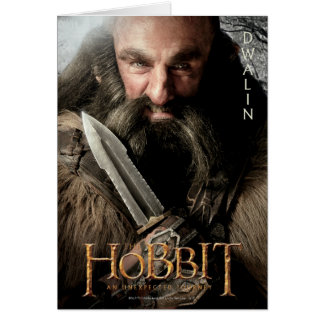Limited Edition Artwork: Dwalin Greeting Cards