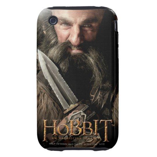 Limited Edition Artwork: Dwalin iPhone 3 Tough Case