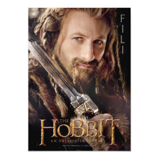 Limited Edition Artwork: Fili Card