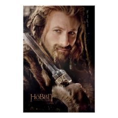 Limited Edition Artwork: Fili Poster at Zazzle