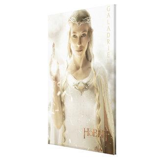 Limited Edition Artwork: Galadriel Canvas Print
