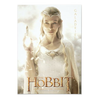 Limited Edition Artwork: Galadriel Card