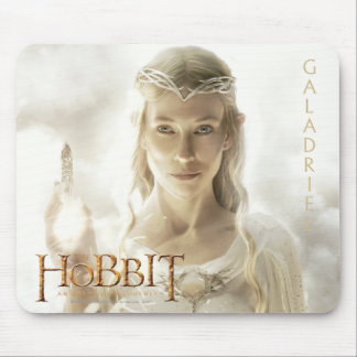 Limited Edition Artwork: Galadriel Mouse Pad