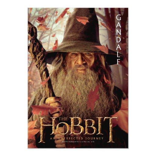 Limited Edition Artwork: Gandalf Card