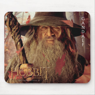 Limited Edition Artwork: Gandalf Mouse Pad