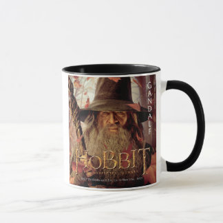 Limited Edition Artwork: Gandalf Mug