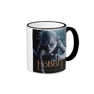 Limited Edition Artwork: Gollum Ringer Coffee Mug