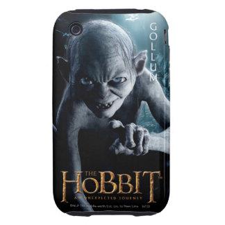 Limited Edition Artwork: Gollum Tough iPhone 3 Case