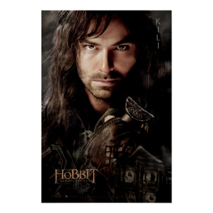 Limited Edition Artwork: Kili Posters
