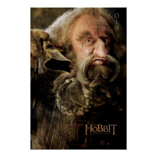 Limited Edition Artwork: Oin Poster