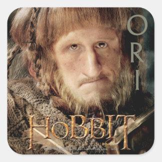 Limited Edition Artwork: Ori Square Sticker