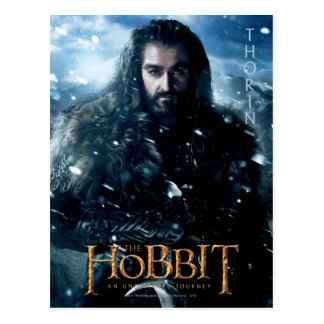 Limited Edition Artwork: THORIN OAKENSHIELD™ Postcard
