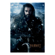 Limited Edition Artwork: THORIN OAKENSHIELD™ Poster