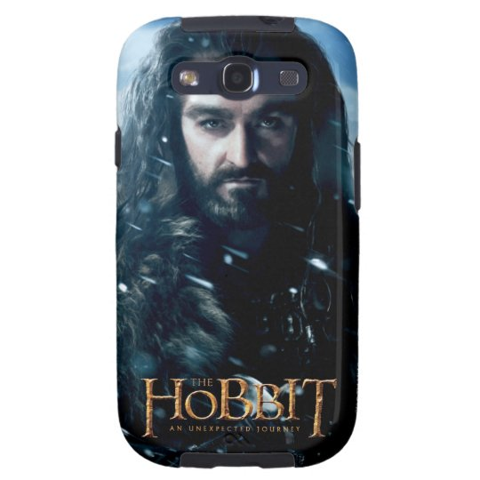 Limited Edition Artwork: THORIN OAKENSHIELD™ Samsung Galaxy S3 Cover