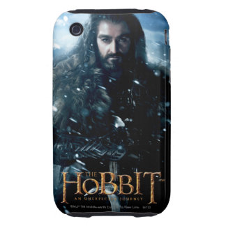 Limited Edition Artwork: THORIN OAKENSHIELD™ Tough iPhone 3 Case