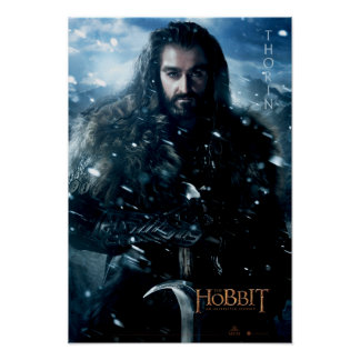 Limited Edition Artwork: Thorin Posters
