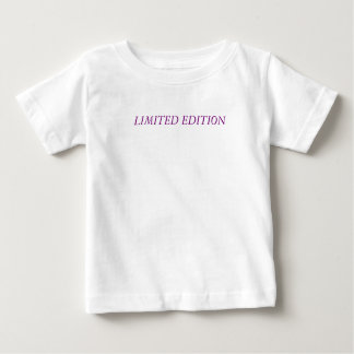 LIMITED EDITION Baby Fine Jersey T-Shirt