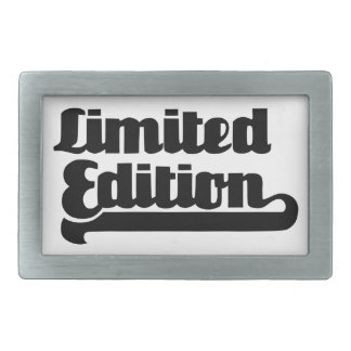 Limited Edition Belt Buckles