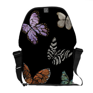 Limited Edition Black Butterfly Bag