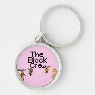 Limited Edition Blocklings Keychain