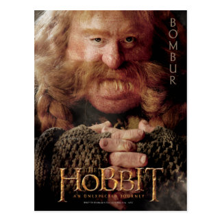 Limited Edition: Bombur Postcard
